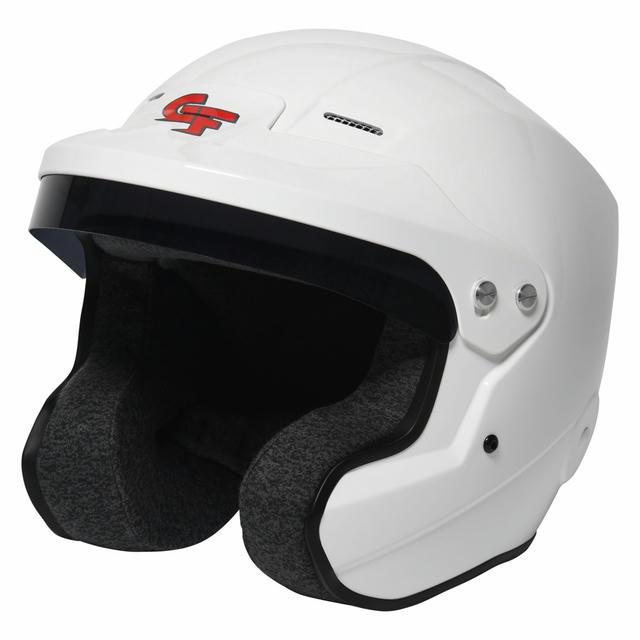 Helmet Nova Open Small White SA2020