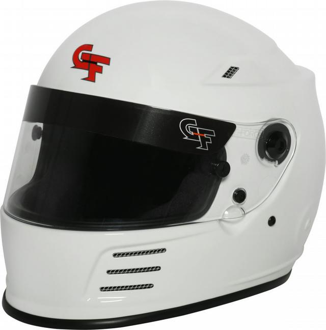 Helmet Revo Full Face X-Small White SA2015