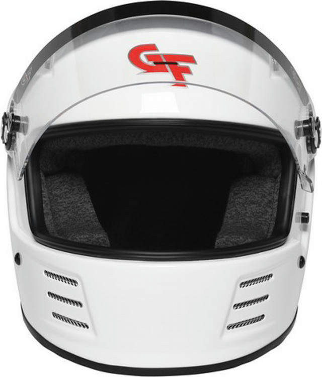 Helmet Rookie Youth White SFI24.1