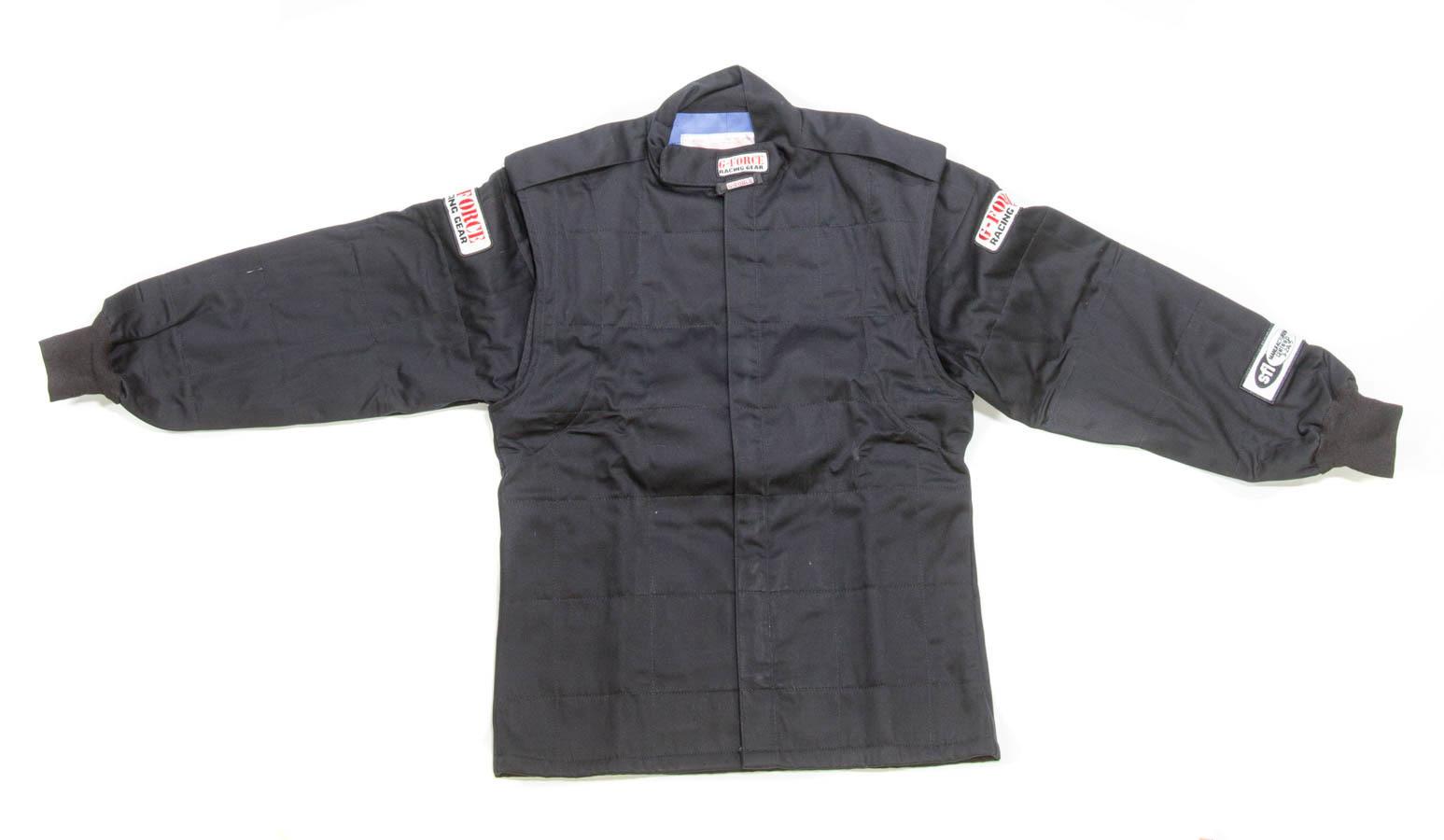 GF525 Jacket Small Black