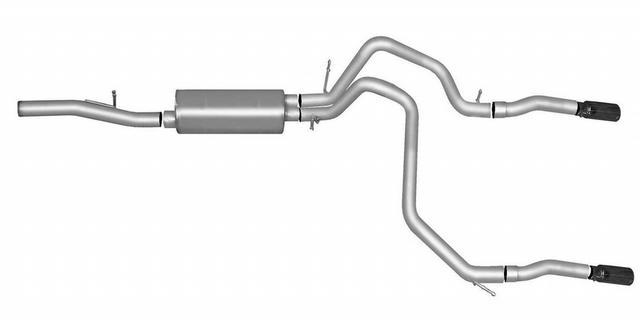 10-   GM Tahoe/Yukon 5.3 Cat Back Exhaust S.S.