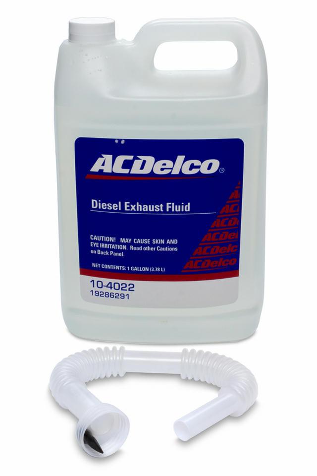 Diesel Fuel URE Exhaust Fluid 1-Gallon