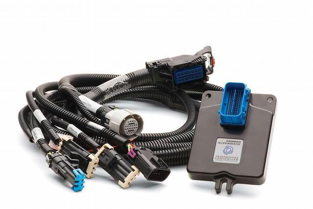 Transmission Controller Kit 4L60E