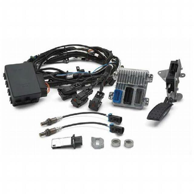 Engine Module Kit - LS 6.2L 376/525 HP Engine
