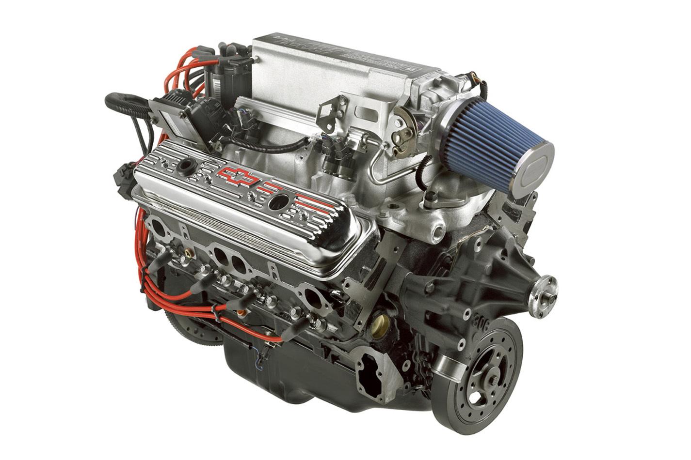 SBC Crate Engine Ram Jet 350