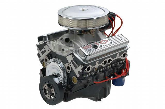 Crate Engine - SBC 350HO/330HP