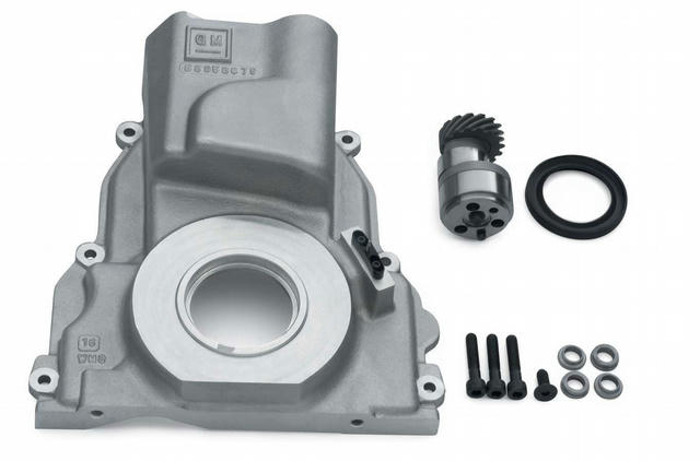LS1 Front Distributer Drive Cover Kit