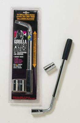Telescoping Lug Wrench w/(2) Dual Sockets