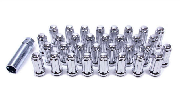 14mm x 1.50 8 Lug Kit Chrome