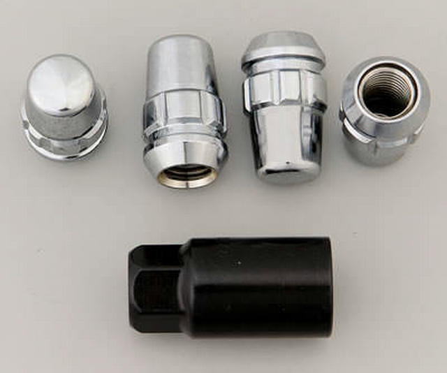 Wheel Locks - Acorn 14mm x 2.00 4 Pack