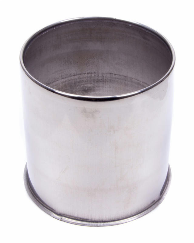 4.25in Open Cap Stainless