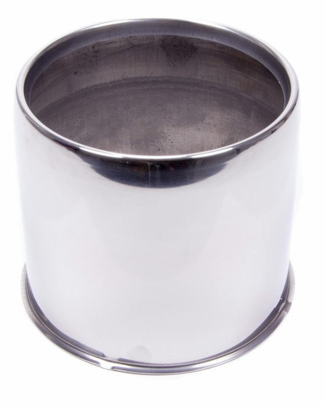 5.1in Open Cap - Stainless