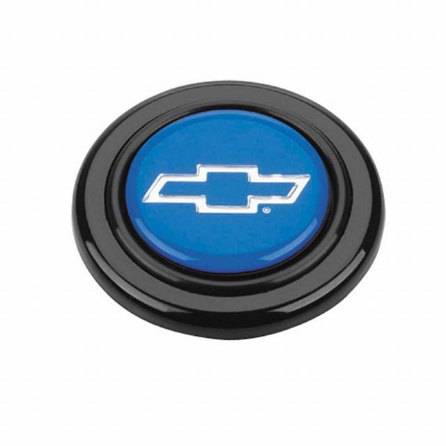 Chevrolet Logo Horn Button