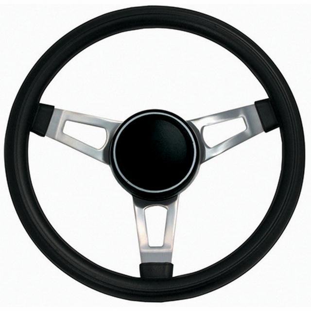 Steering Wheel Foam Grip Classic Nostalgia