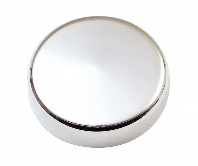 GT3 Plain Dome Steering Wheel Center Cover 3/4in