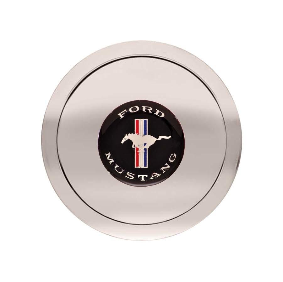 GT9 Horn Button Mustang Color Emblem
