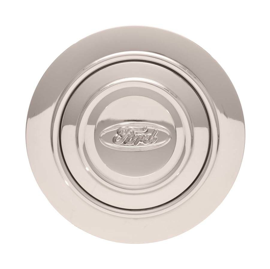 GT9 Horn Button Ford Oval Engraved