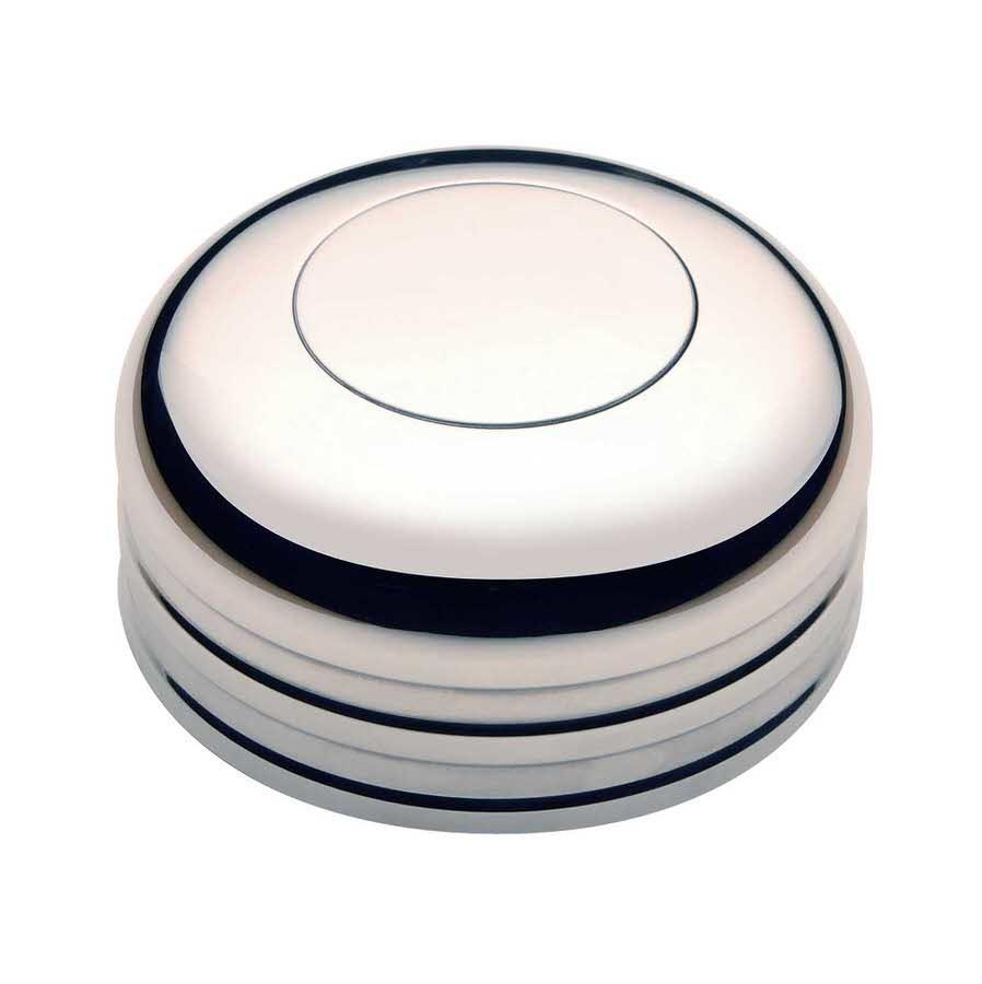 GT3 Horn Button Plain Lo Profile Engrave