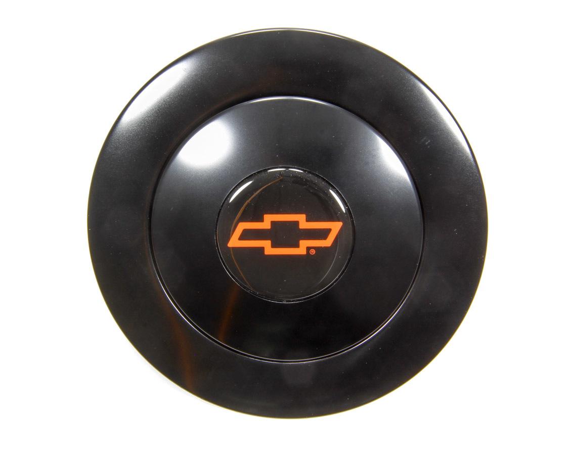 GT9 Horn Button Chevy Emblem Black
