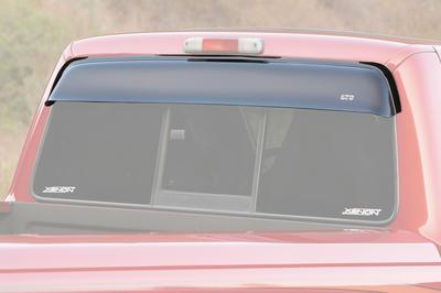 Rear Window Visors