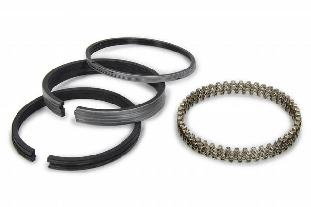 Piston Ring Set 4-Cyl. 3.425 Bore