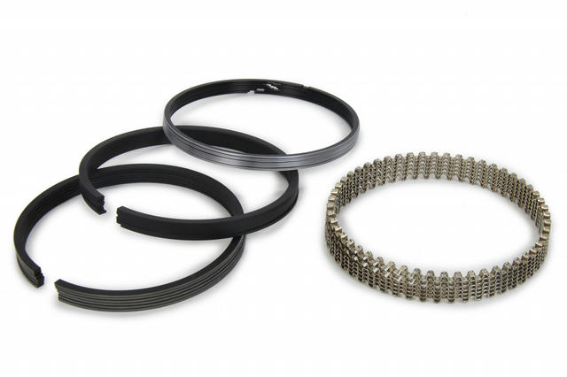 Piston Ring Set 6-Cyl. 3.770 Bore
