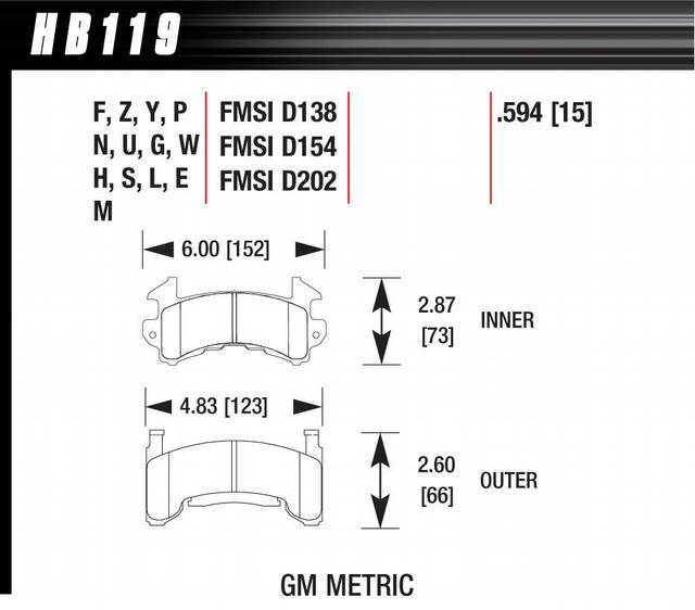 Metric GM DTC-30