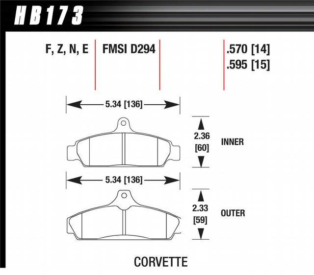 Corvette HP Plus