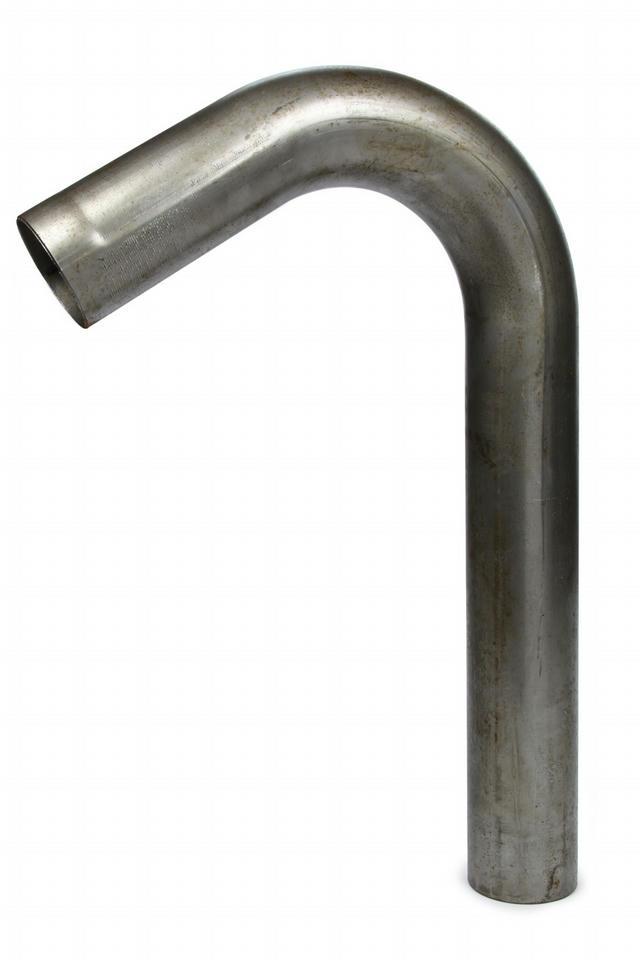 U-Bend Mild Steel 1.875 x 3in Radius 18 Gauge