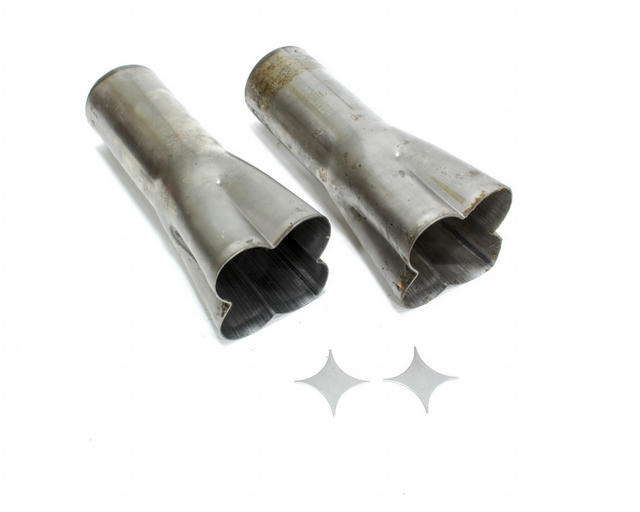 Weld-On Collectors 2-1/8in x  3.5in (Pair)