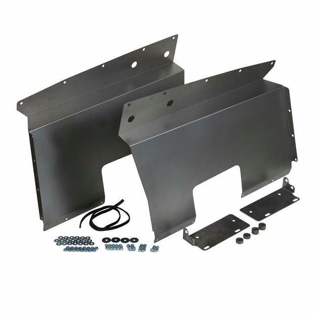 66-67 Chevy II Inner Fender Panel Kit
