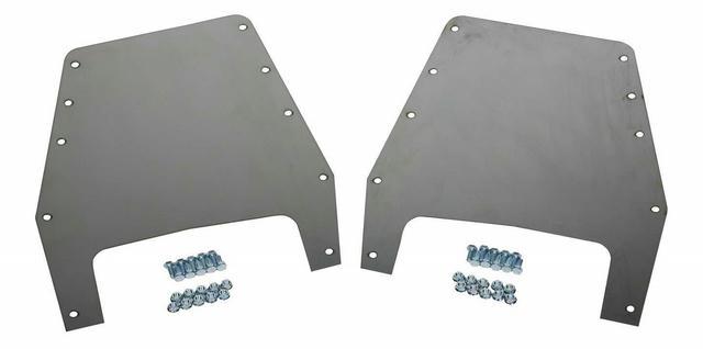 67-70 Mustang Inner Fender Panels