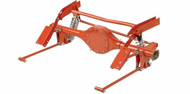 67-69 Camaro Rear 4-Link Kit