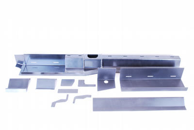 Chassis and Frame Components