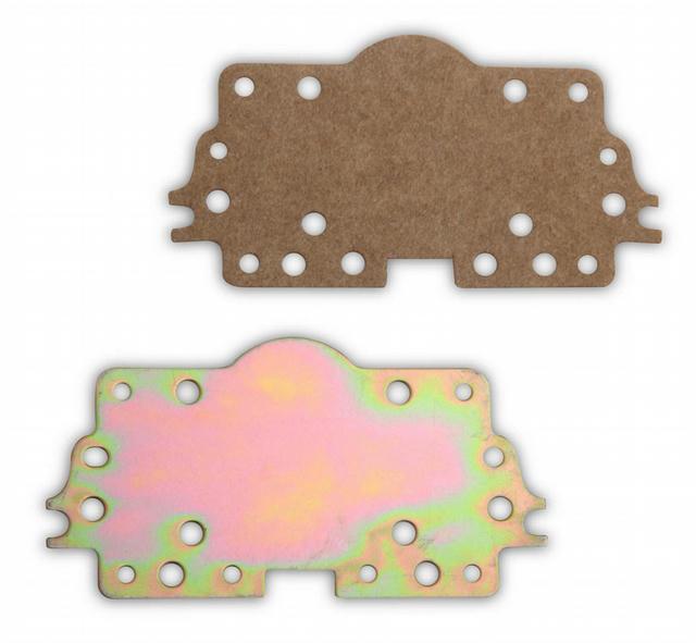 Sealing Plate - Sec. Power Valve Cavity