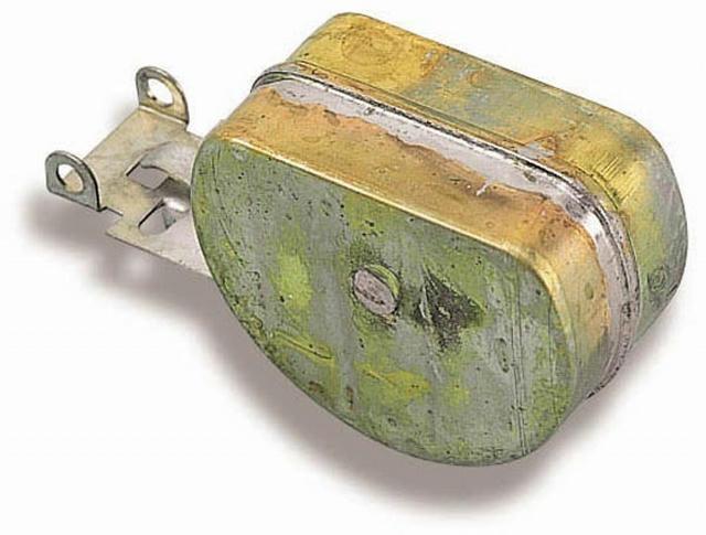 Brass Float