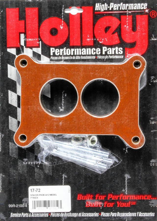1in Carburetor Spacer 2300 Flange