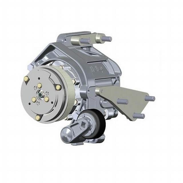 Low LS Drive System Kit RH w/SD7 AC Compressor