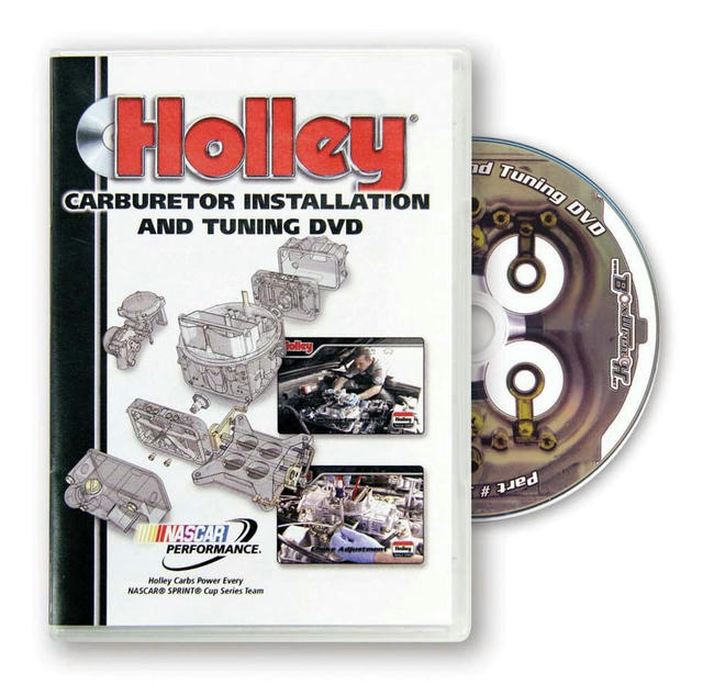 DVD - Carb. Installation Video