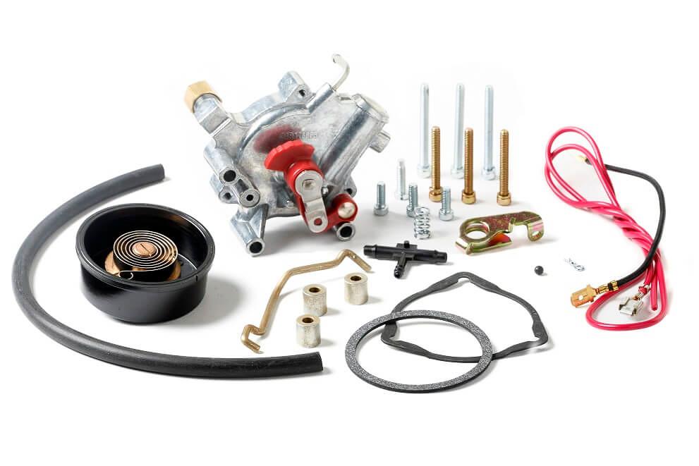 Electric Choke Conv. Kit w/External Vacuum Source