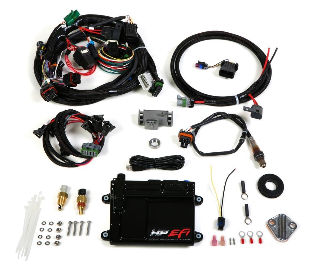 ECU & Harness Kit - GM TPI/Holley Stealth Ram