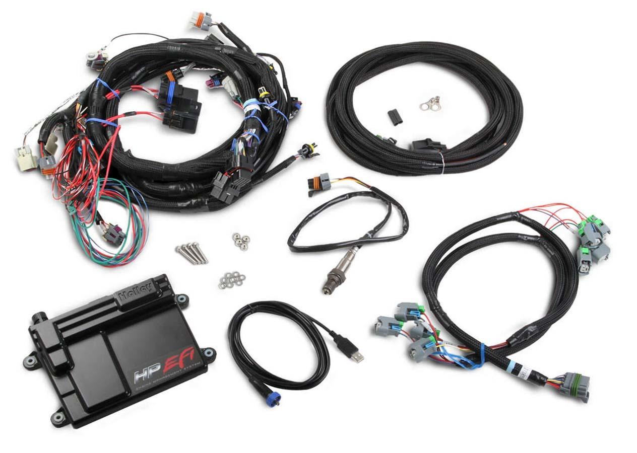 ECU & Wiring Harness LS2