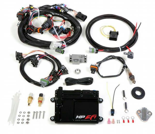ECU & Harness MPFI Kit