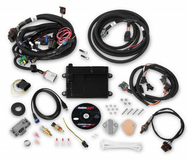 HP ECU & Harness - Ford MPFI  NTK
