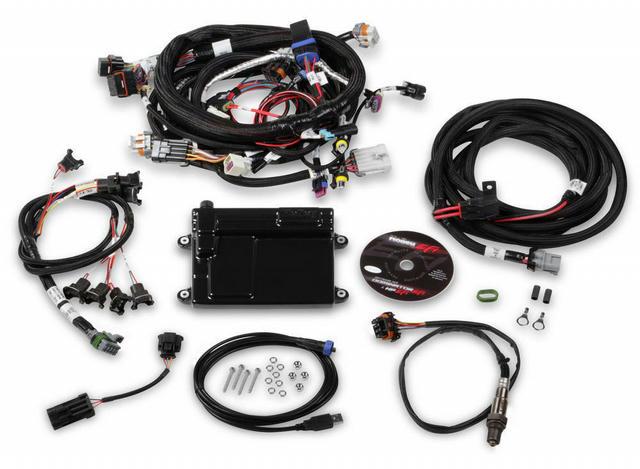 HP ECU & Harness GM LS2/LS3/LS7