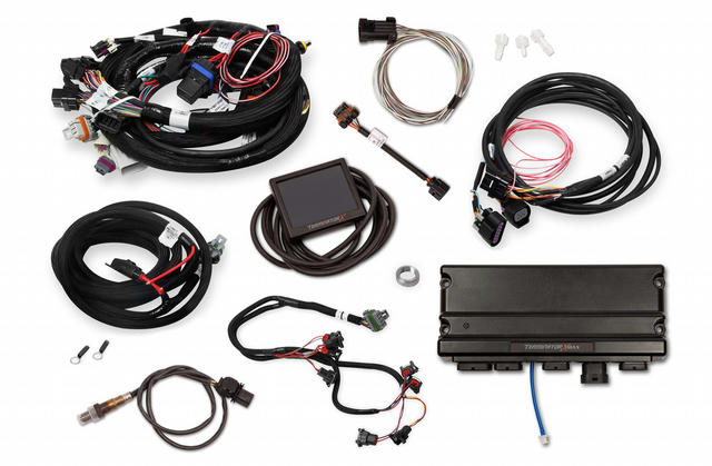 Terminator X Max MPFI System GM LS 24X/1X