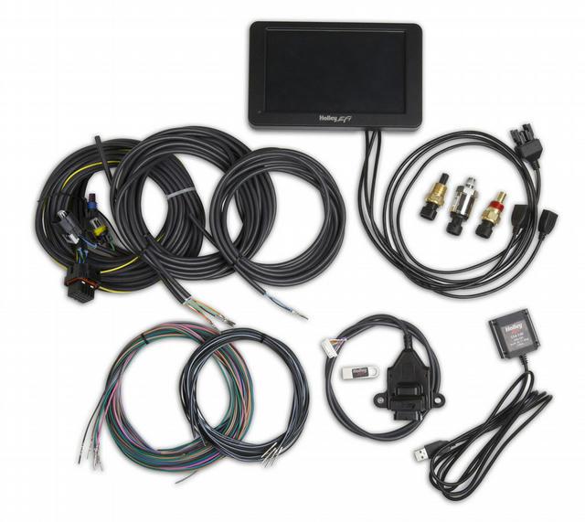 Holley Digital Dash - Stand Along Design.