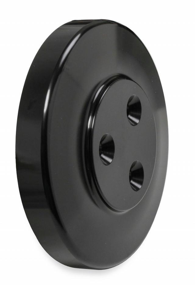 Cover - AC Compressor SD7 - Black