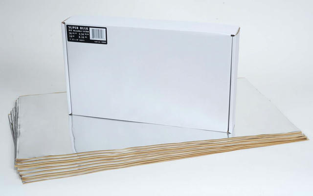 Super Bulk Kit  Contains (9) 18in x 32in Black