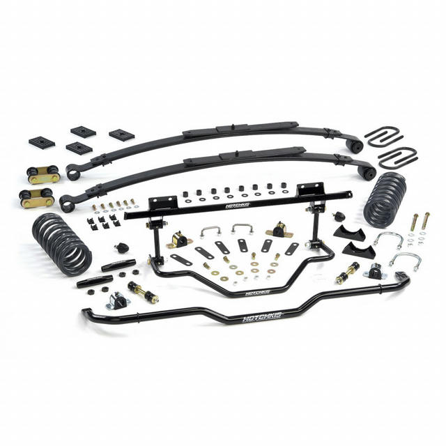 67-69 Camaro SBC TVS Kit
